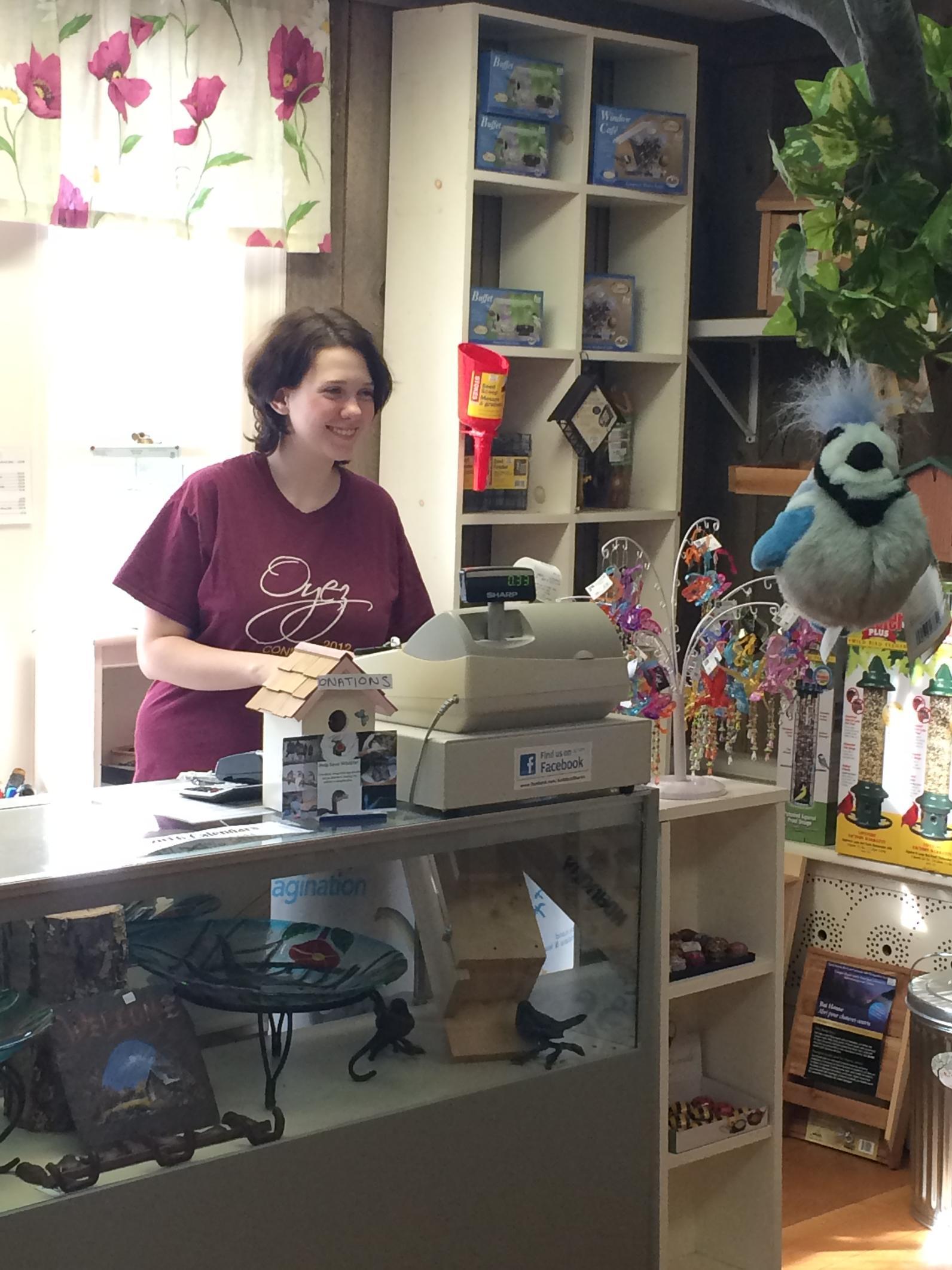 nature store office clerk audubon sharon nature store office clerk